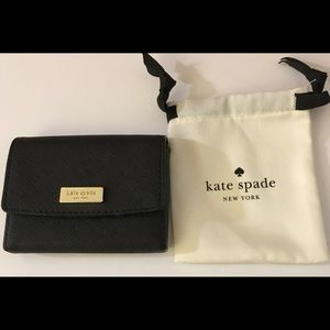 NWT Kate Spade Business Card Case-Large Holly